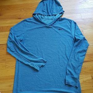 NWOT Men's Nike Dri-Fit hoodie